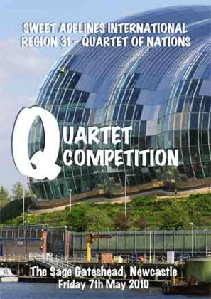 Quartet DVD - 2010