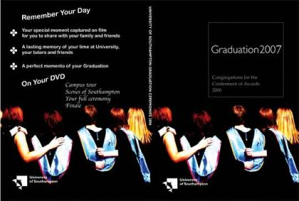 Southampton University Graduation Film July 23rd 07