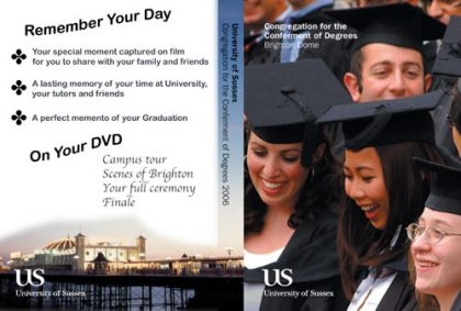 Sussex University Graduation Film Tuesday 30th January 07